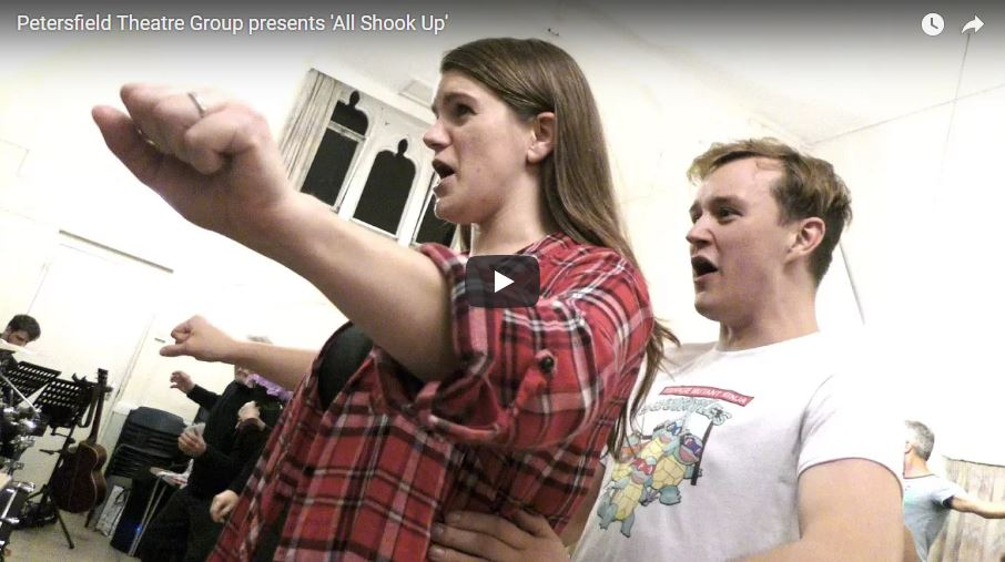 All Shook Up sneak peek